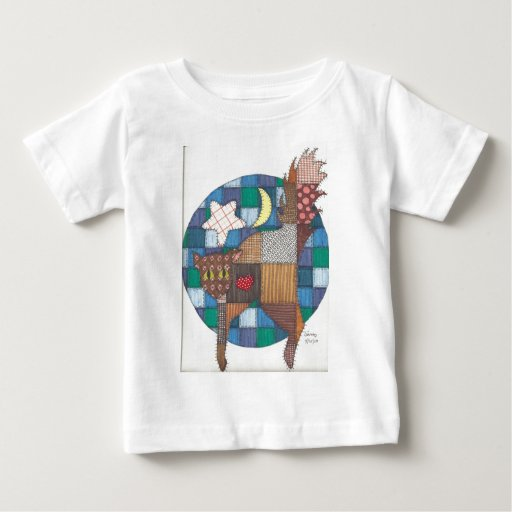 Cats - Quilted Shirt
