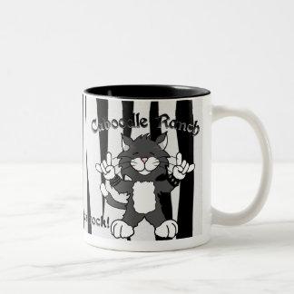 'Cats Rock!' Mug