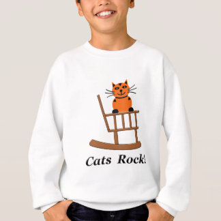 Cats Rock Sweatshirt