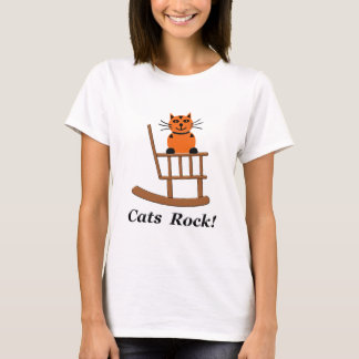 Cats Rock T-Shirt