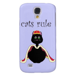 Cats Rule Galaxy S4 Covers