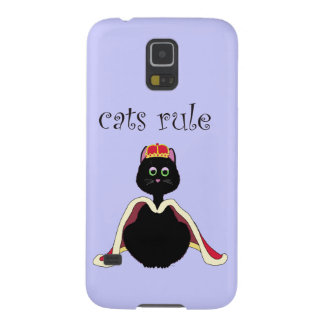 Cats Rule Galaxy S5 Covers