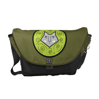 Cats Rule! Courier Bags