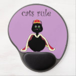 Cats Rule Gel Mouse Pad