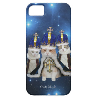 Cats Rule iPhone 5 Case