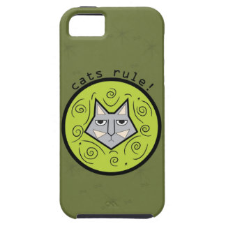 Cats Rule iPhone SE/5/5s Case