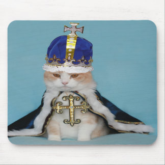 Cats Rule Mouse Pads