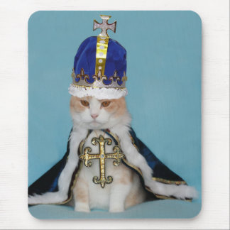 Cats Rule Mouse Pad