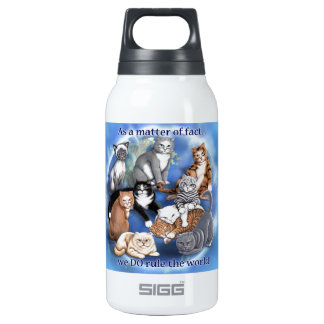 Cats Rule SIGG Thermo 0.3L Insulated Bottle