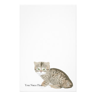 Cats Rule the Internet Notepad Stationery