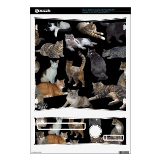Cats Skins For Xbox 360 S