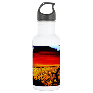 Cats Stainless Steel Water Bottle