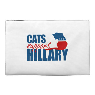 CATS SUPPORT HILLARY TRAVEL ACCESSORY BAGS