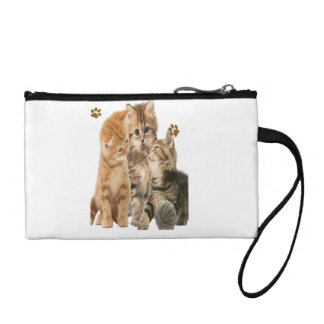 Cats t-shirts coin purse