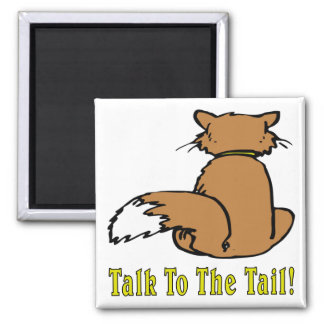 Cats: Talk To The Tail Magnet
