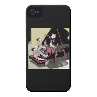 Cats That Take Over & Conduct Everything Funny iPhone 4 Cover