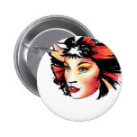 Cats the Musical, Bombalurina 2 Inch Round Button
