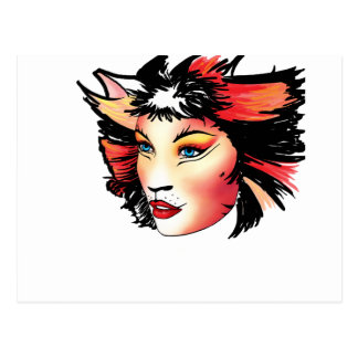 Cats the Musical, Bombalurina Postcard