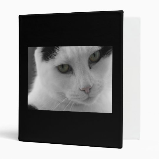 Cats Thoughts Binder