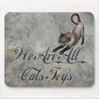 Cats Toys Mouse Pad