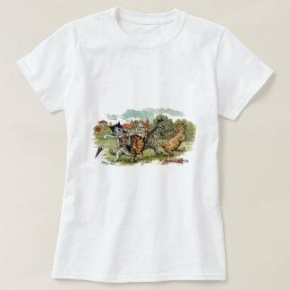 Cats Trade Punches Tshirts