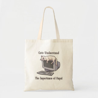 Cats Understand Tote Bag