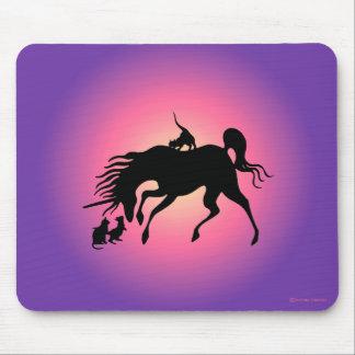 Cats & Unicorns Mousepad