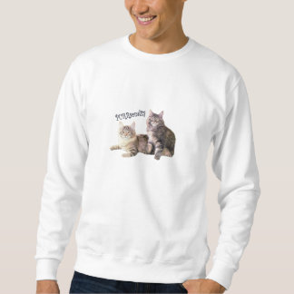 Cats Unisex Sweatshirt PURRsonality
