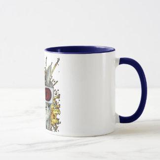 Cat's Watch 3D Too Mug