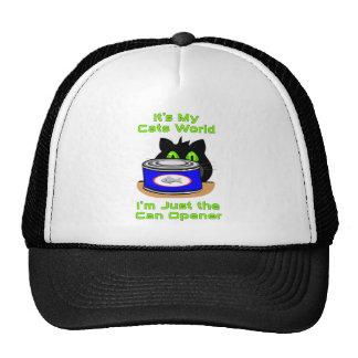 Cats World Mesh Hat