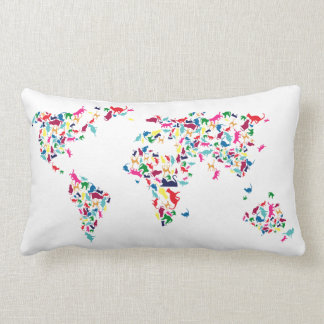 cats world pillow