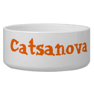 catsanova dog water bowls