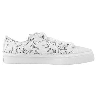 Catsie Low-Top Sneakers