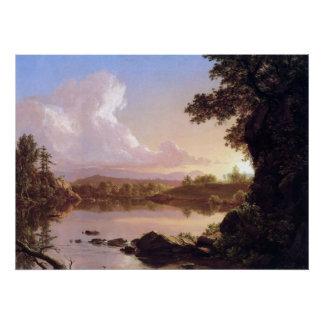 Catskill Creek by Frederic Edwin Church Poster