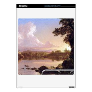 Catskill Creek by Frederic Edwin Church PS3 Slim Decal
