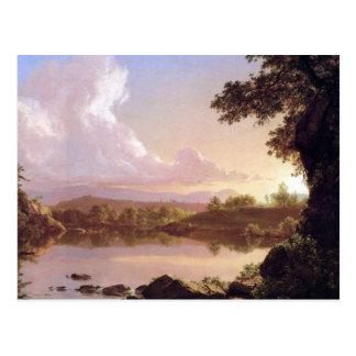Catskill Creek by Frederick Edwin Church Post Card