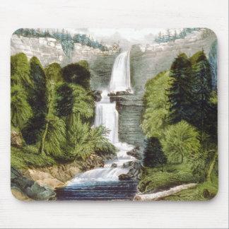 Catskill Falls c.1860 mousepad