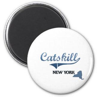 Catskill New York City Classic Magnet