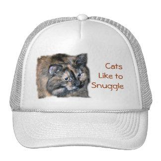 CatsLike al SnuggleCap-personalizar Gorros Bordados