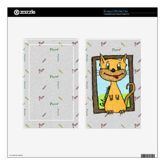 Catsomania Skins For Kindle Fire