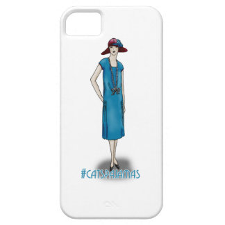 #catspajamas iPhone SE/5/5s case