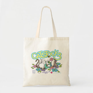 Catstock3-2014 Derecho Tote Canvas Bags