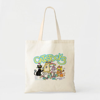 Catstock3 - 2014 Tote Tote Bags