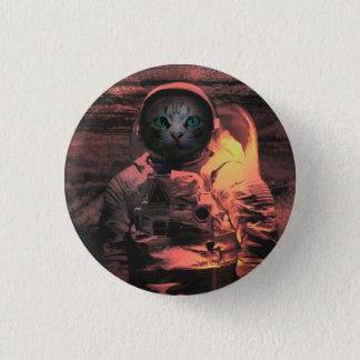 catstronaut button