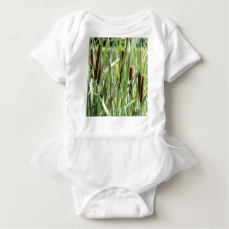 cattail joy baby bodysuit