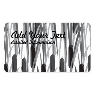 cattails 2 business card