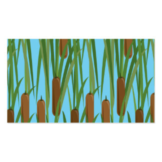 Cattails Business Cards