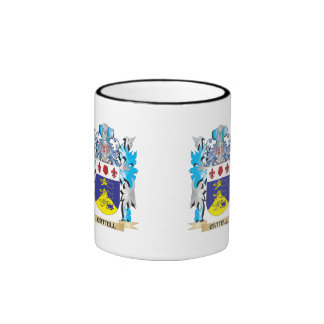 Cattell Coat of Arms - Family Crest Mugs