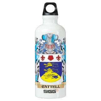 Cattell Coat of Arms - Family Crest SIGG Traveler 0.6L Water Bottle