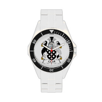 Cattell Family Crest Watch